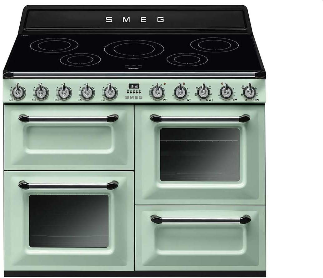 PIANO DE CUISSON INDUCTION VERT